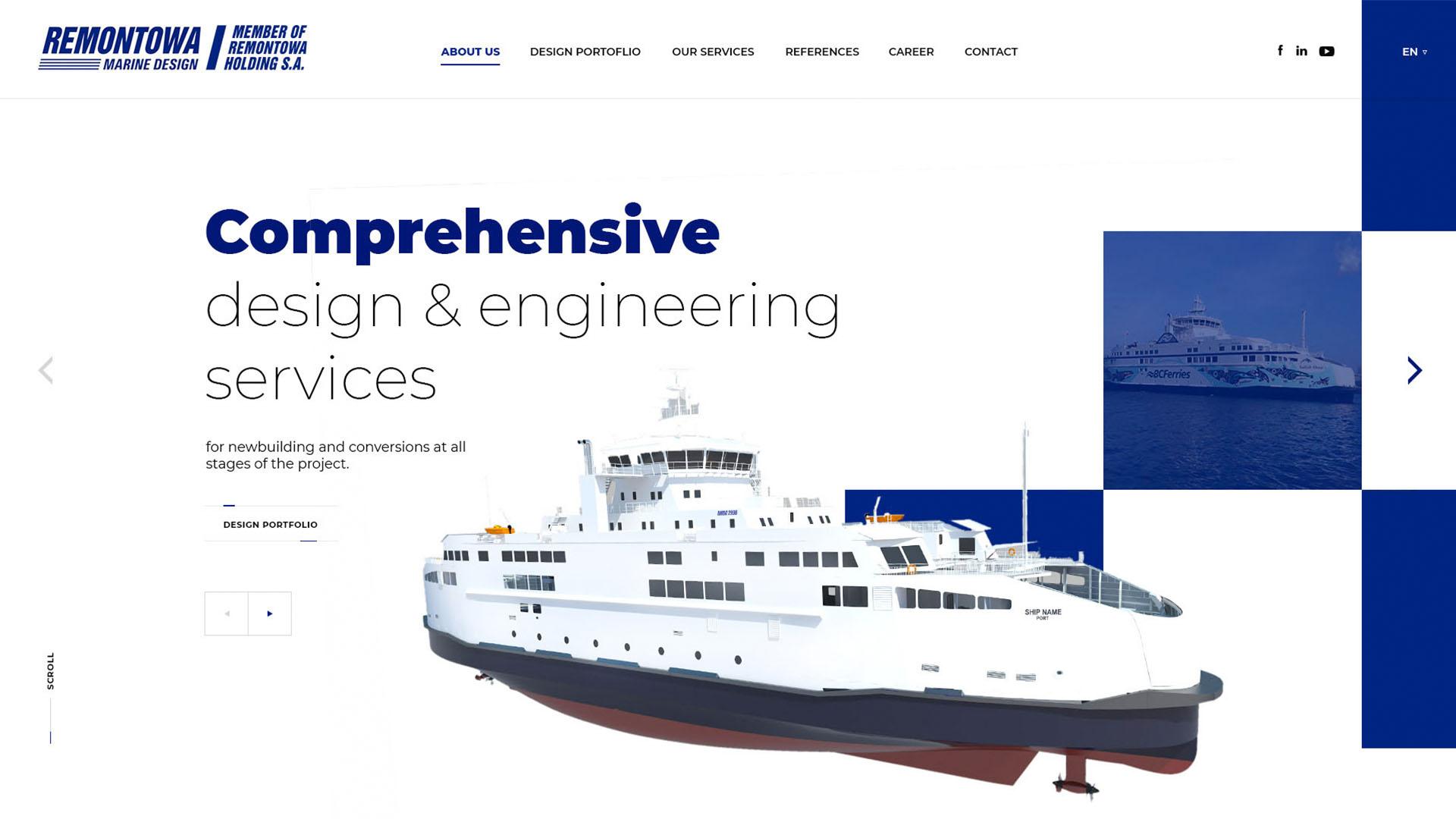 Remontowa Marine Desing & Consulting